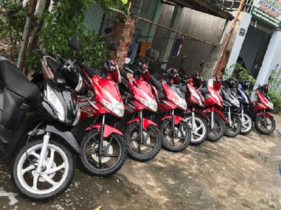Thuê xe máy đi du lịch ở Vũng Tàu được du khách ưa chuộng