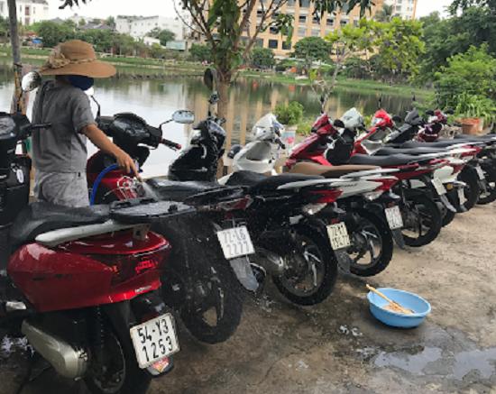Khách sạn Vũng Tàu có cho thuê xe máy