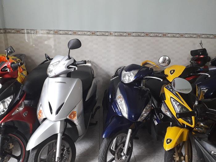 Thanh Hải - Địa chỉ thuê xe máy giá rẻ cho mọi du khách