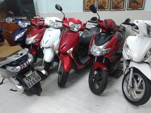 Dịch vụ cho thuê xe máy Vũng Tàu